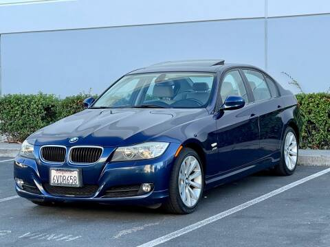 2011 BMW 3 Series for sale at Carfornia in San Jose CA