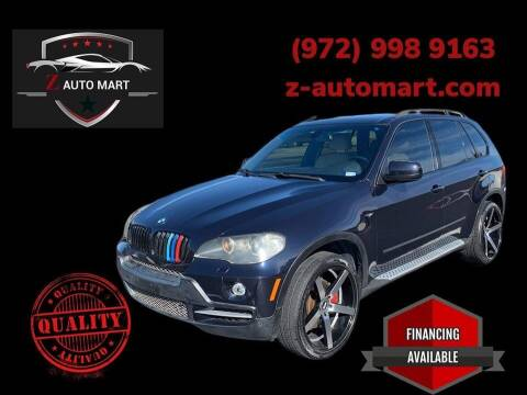 2007 BMW X5 for sale at Z AUTO MART in Lewisville TX