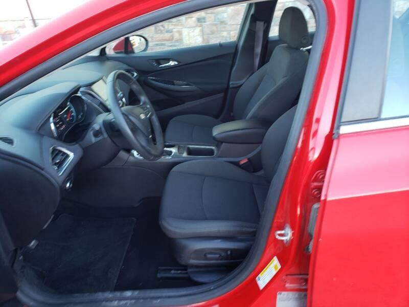 2017 Chevrolet Cruze LT Auto 4dr Sedan - Mitchell NE
