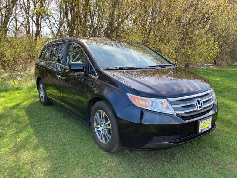 2013 Honda Odyssey for sale at M & M Motors in West Allis WI