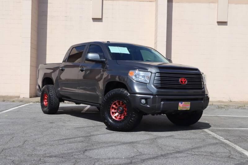2016 Toyota Tundra for sale at El Compadre Trucks in Doraville GA