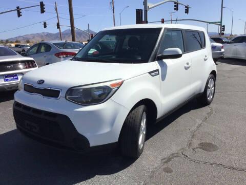 2015 Kia Soul for sale at SPEND-LESS AUTO in Kingman AZ
