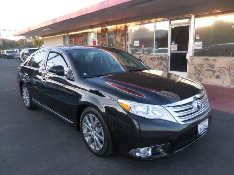 2012 Toyota Avalon for sale at Auto 4 Less in Fremont CA