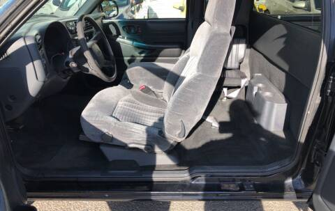 2001 Chevrolet S-10 for sale at George's Used Cars Inc in Orbisonia PA