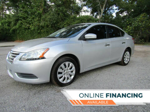 2013 Nissan Sentra for sale at ZOOM CARS LLC in Sylmar CA