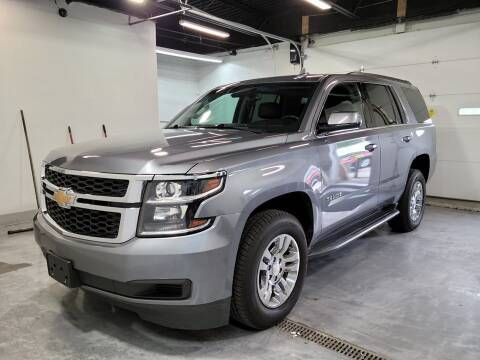 2018 Chevrolet Tahoe for sale at Redford Auto Quality Used Cars in Redford MI