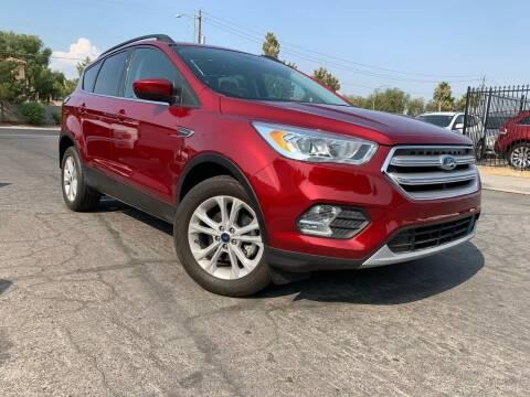 2018 Ford Escape for sale at Boktor Motors in Las Vegas NV