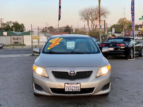 2009 Toyota Corolla for sale at Stark Auto Sales in Modesto CA