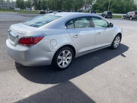 2012 Buick LaCrosse for sale at Wildfire Motors in Richmond IN