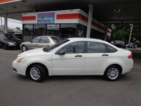 2010 Ford Focus for sale at Penn American Motors LLC in Emmaus PA