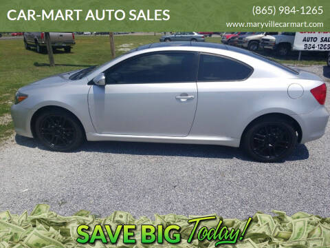 2007 Scion tC for sale at CAR-MART AUTO SALES in Maryville TN