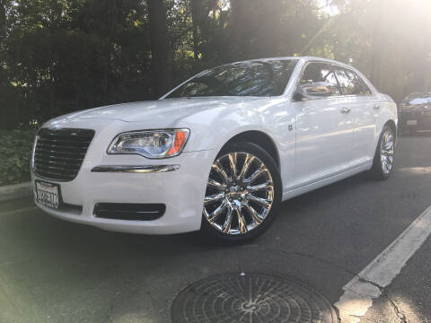 2013 Chrysler 300 for sale at Valley Coach Co Sales & Lsng in Van Nuys CA