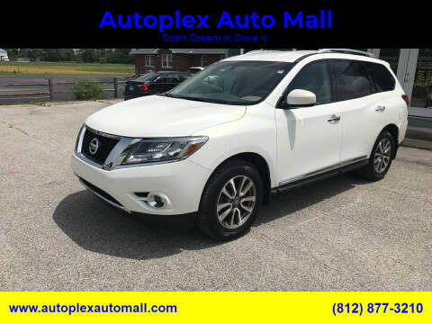 2013 Nissan Pathfinder for sale at Autoplex Auto Mall in Terre Haute IN