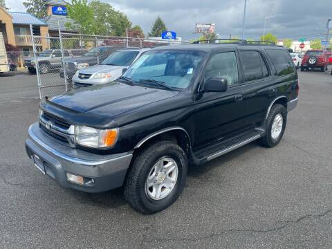 2002 Toyota 4Runner for sale at Vista Auto Sales in Lakewood WA