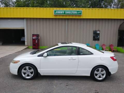 2007 Honda Civic for sale at Space & Rocket Auto Sales in Meridianville AL
