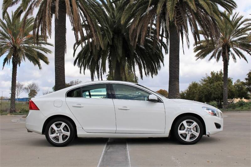 2012 Volvo S60 for sale at Miramar Sport Cars in San Diego CA