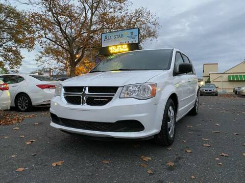 2014 Dodge Grand Caravan for sale at All Star Auto Sales and Service LLC in Allentown PA