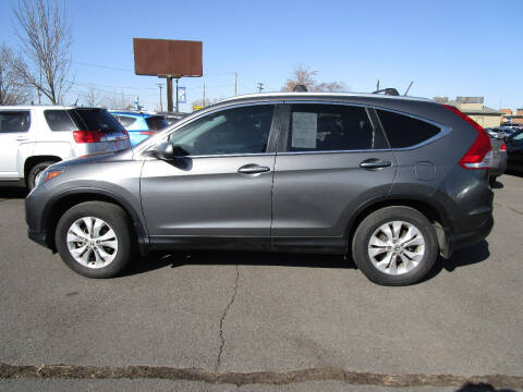 2014 Honda CR-V for sale at Power Edge Motorsports- Millers Economy Auto in Redmond OR