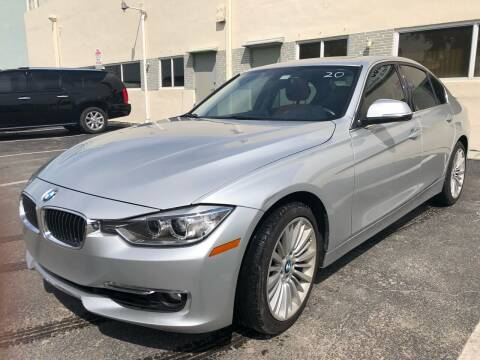 2012 BMW 3 Series for sale at Eden Cars Inc in Hollywood FL