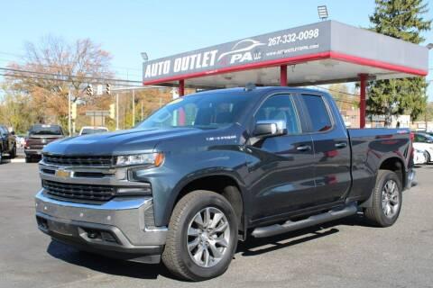 2019 Chevrolet Silverado 1500 for sale at Deals N Wheels 306 in Burlington NJ