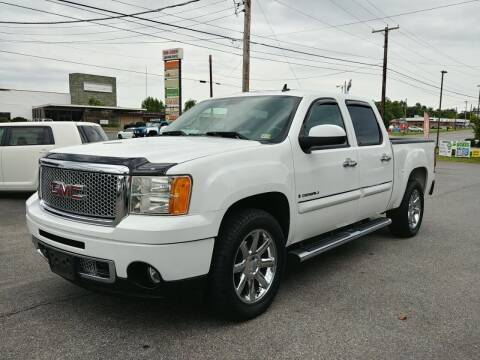 2009 GMC Sierra 1500 for sale at Regional Auto Sales in Madison Heights VA