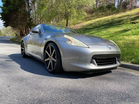2010 Nissan 370Z for sale at Lenoir Auto in Lenoir NC