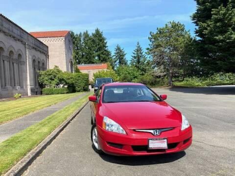 2005 Honda Accord for sale at EZ Deals Auto in Seattle WA