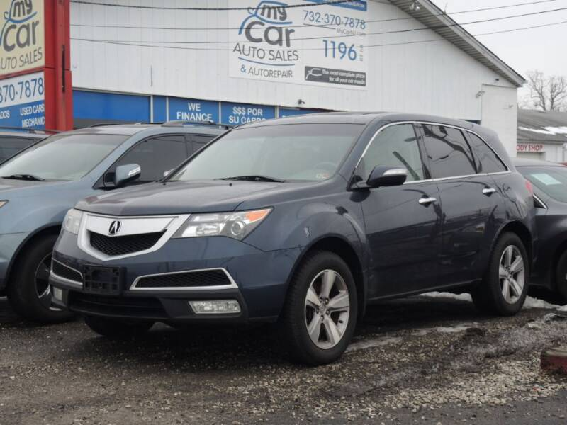 2013 Acura MDX for sale at My Car Auto Sales in Lakewood NJ