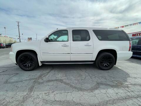 2012 GMC Yukon XL for sale at Better All Auto Sales in Yakima WA