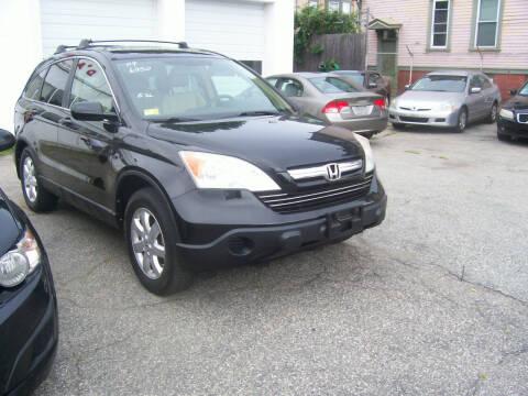 2009 Honda CR-V for sale at Dambra Auto Sales in Providence RI