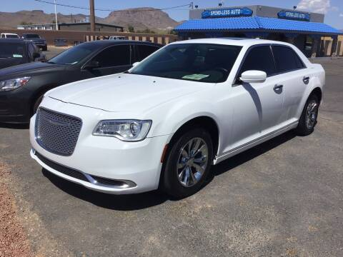 2015 Chrysler 300 for sale at SPEND-LESS AUTO in Kingman AZ