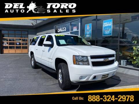 2010 Chevrolet Suburban for sale at DEL TORO AUTO SALES in Auburn WA