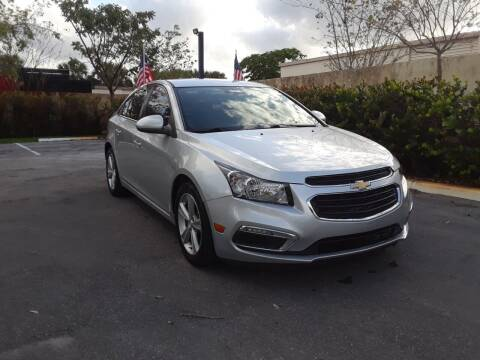 2016 Chevrolet Cruze Limited for sale at Florida Auto Trend in Plantation FL