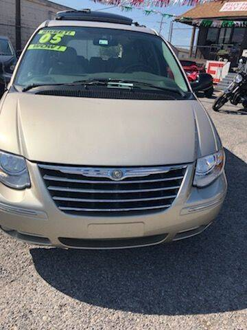 2005 Chrysler Town and Country for sale at E-Z Pay Used Cars - E-Z Pay Cars & Bikes in McAlester OK