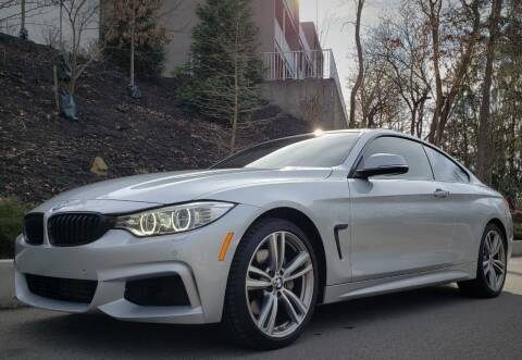 2014 BMW 4 Series for sale at The Motor Collection in Columbus OH
