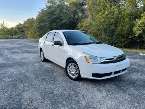 2011 Ford Focus for sale at Hatimi Auto LLC in Austin TX