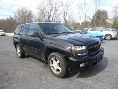 2006 Chevrolet TrailBlazer for sale at Gillie Hyde Auto Group in Glasgow KY