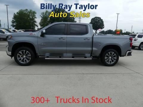2020 Chevrolet Silverado 1500 for sale at Billy Ray Taylor Auto Sales in Cullman AL