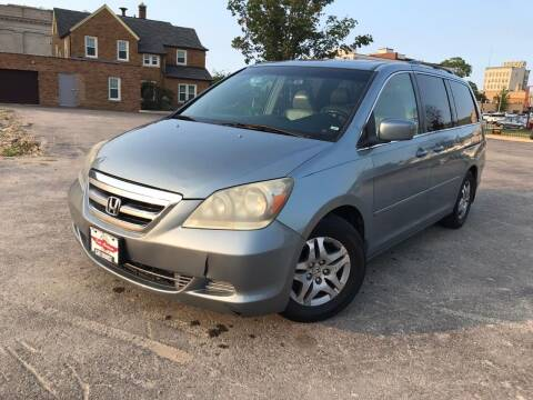 2006 Honda Odyssey for sale at Your Car Source in Kenosha WI