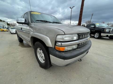2002 Chevrolet Silverado 1500 for sale at AP Auto Brokers in Longmont CO