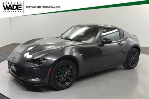 2017 Mazda MX-5 Miata RF for sale at Stephen Wade Pre-Owned Supercenter in Saint George UT