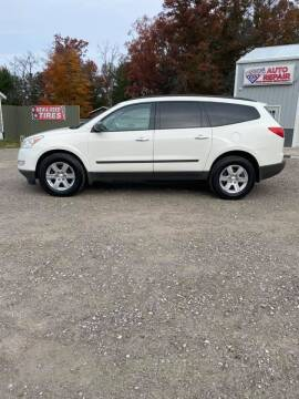 2012 Chevrolet Traverse for sale at Hilltop Auto in Prescott MI
