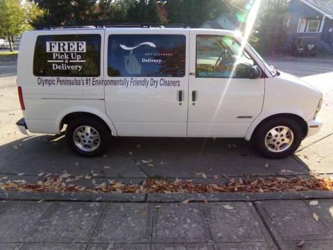 2002 Chevrolet Astro for sale at Signature Auto Sales in Bremerton WA