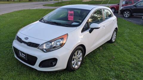 2013 Kia Rio 5-Door for sale at Kidron Kars INC in Orrville OH