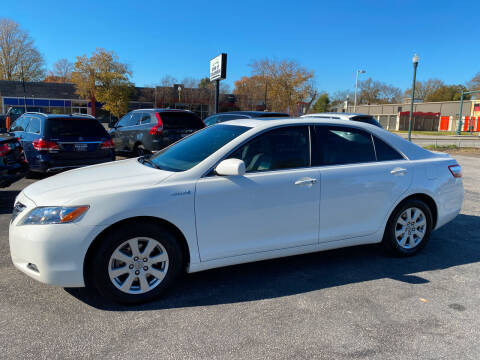 2009 Toyota Camry Hybrid for sale at BWK of Columbia in Columbia SC