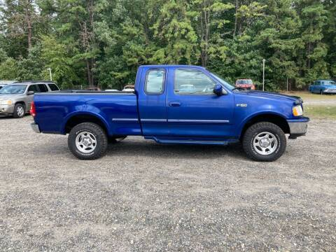 1997 Ford F-150 for sale at MIKE B CARS LTD in Hammonton NJ