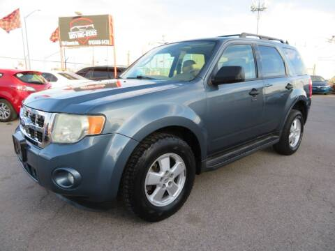 2011 Ford Escape for sale at Moving Rides in El Paso TX