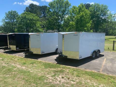 2021 New Cynergy Basic 8.5x16 Enclosed Trailer for sale at Tripp Auto & Cycle Sales Inc in Grimesland NC