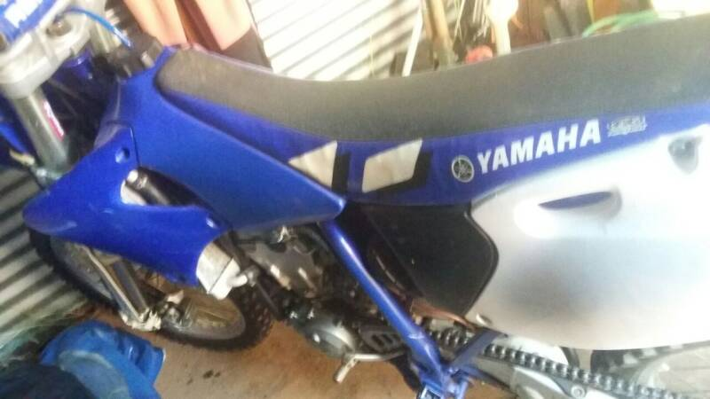 2001 Yamaha YZ426 for sale at CLASSIC MOTOR SPORTS in Winters TX