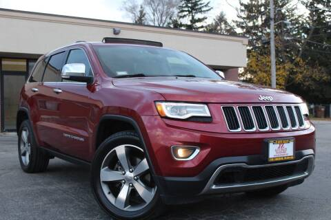 2014 Jeep Grand Cherokee for sale at JZ Auto Sales in Summit IL